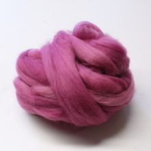 500g Pack of Tonal Pinks 23 Micron Merino Wool Tops